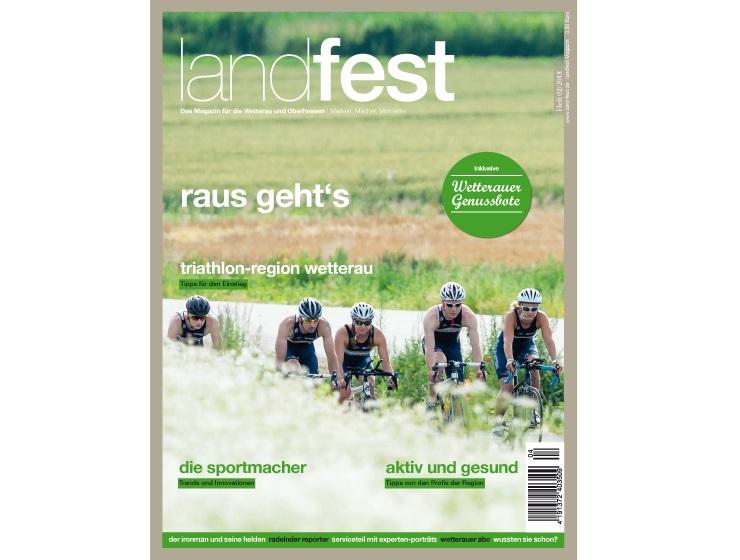 landfest Zweite Ausgabe Outdoor, Fitness