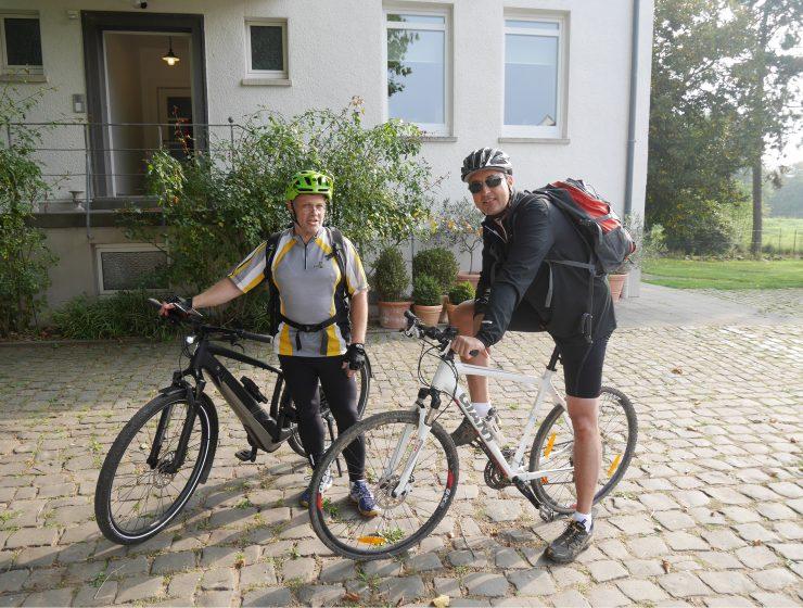 Start am Gronauer Hof Bad Vilbel