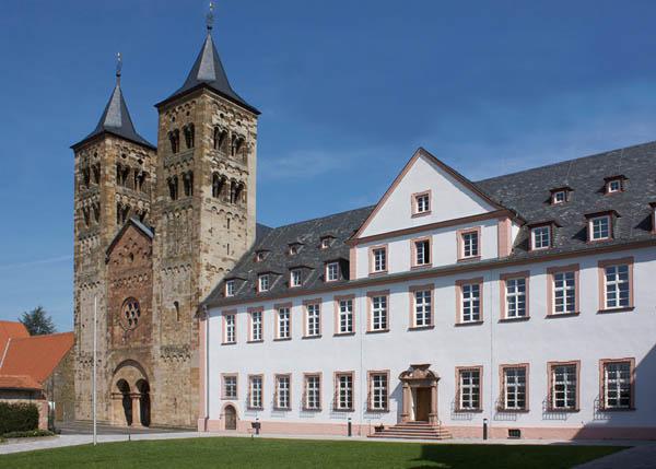 Der Dom der Wetterau in Ilbenstadt