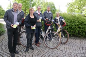 Präsentation der Wetterauer E-Bike Touren