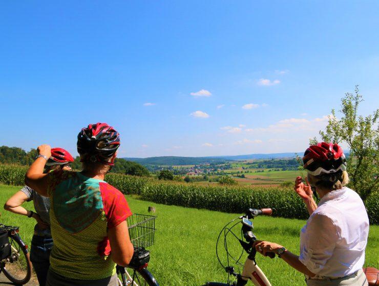 Wetterauer E-Bike-Touren