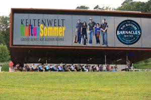 Kultursommer Keltenwelt: Barnacles