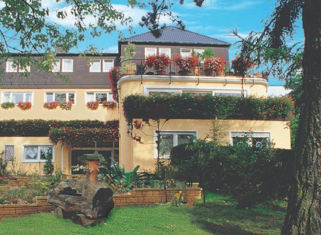 Klinik Dr. HerzogBad Salzhausen