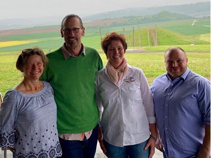Vorstand Wetterauer Landgenuss 2019